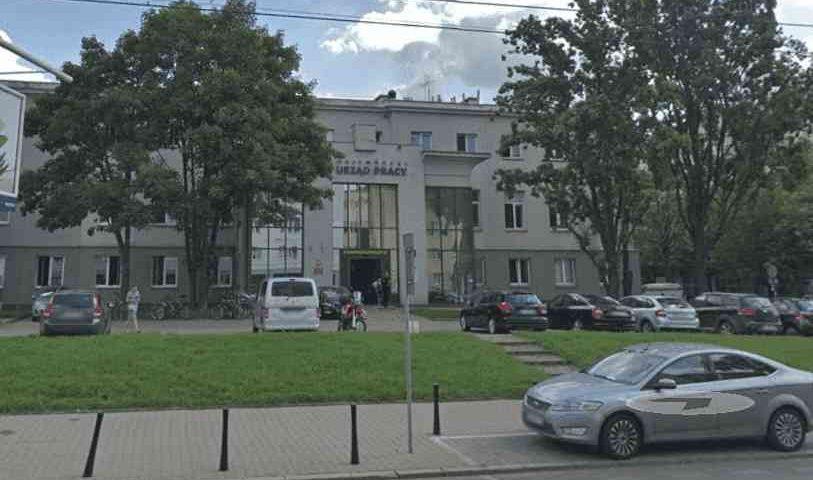 Urząd pracy Warszawa
